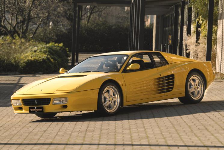 1994 Ferrari 512 TR 0