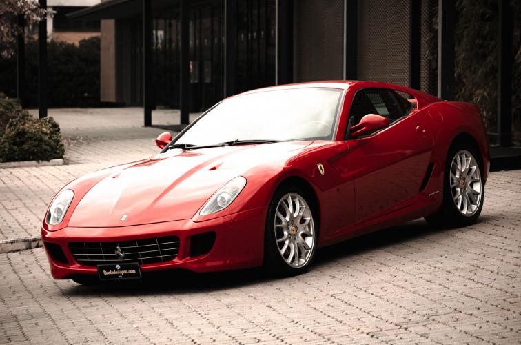 2007 Ferrari 599 GTB Fiorano 0