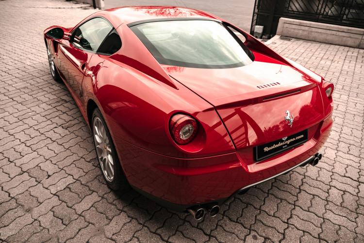 2007 Ferrari 599 GTB Fiorano 6
