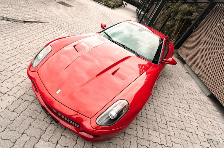 2007 Ferrari 599 GTB Fiorano 9
