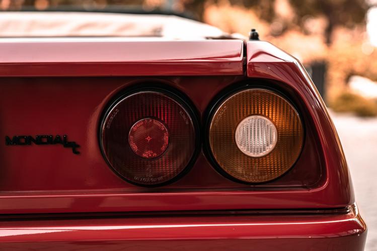 1990 Ferrari Mondial 3.4 T Cabriolet 23