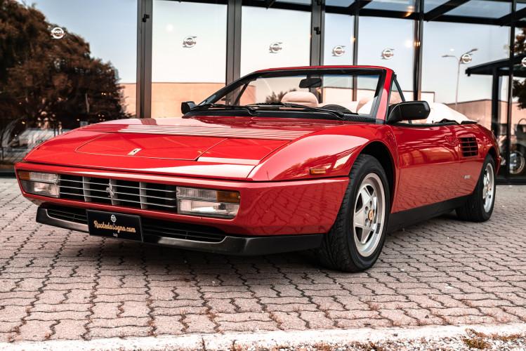 1990 Ferrari Mondial 3.4 T Cabriolet 4