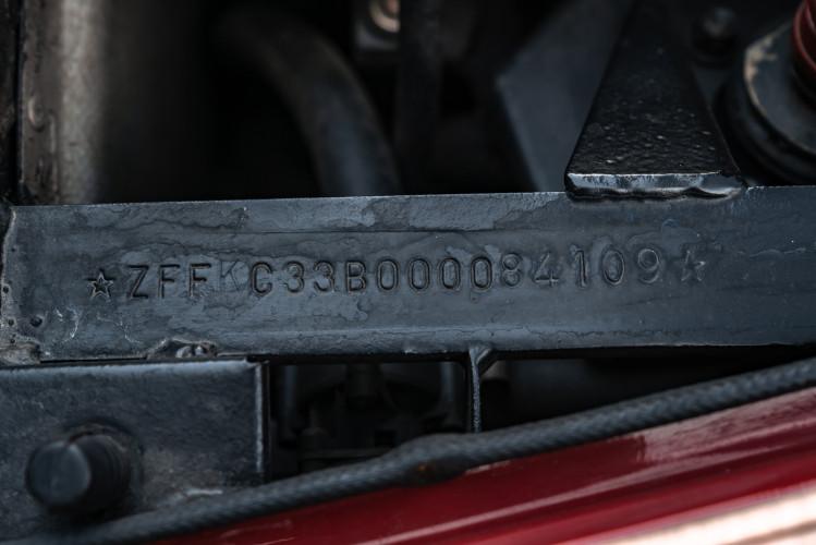 1990 Ferrari Mondial 3.4 T Cabriolet 47