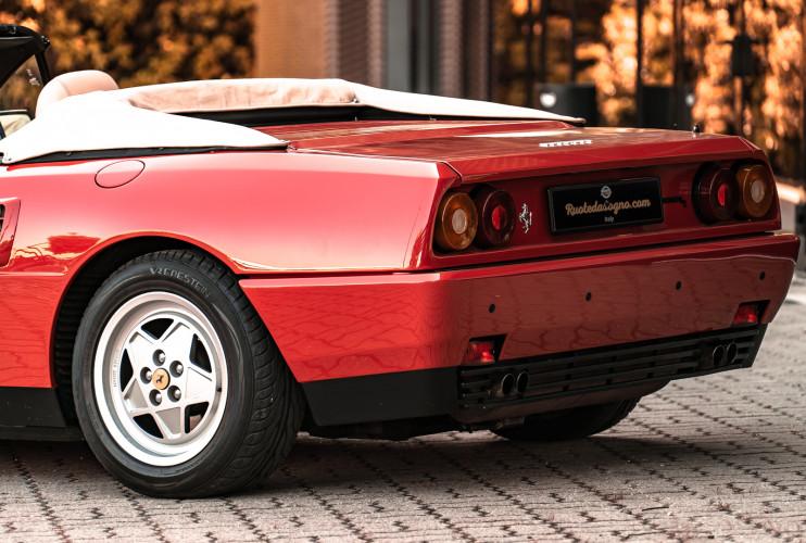1990 Ferrari Mondial 3.4 T Cabriolet 12