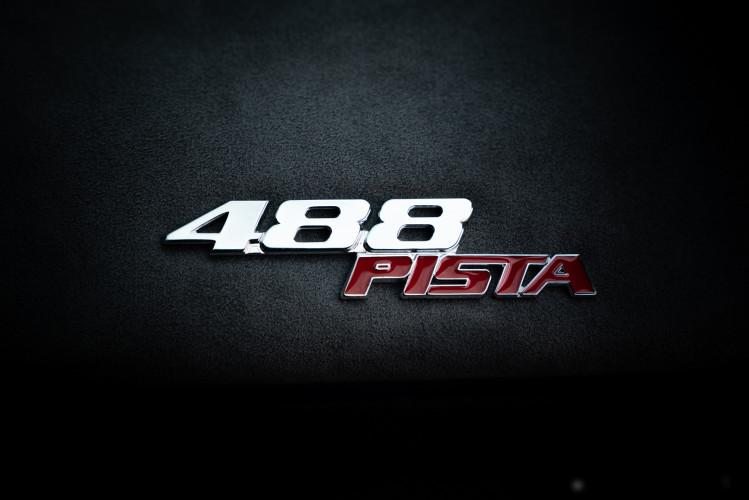 2020 Ferrari 488 Pista 69