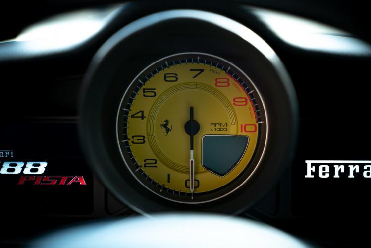 2020 Ferrari 488 Pista 46