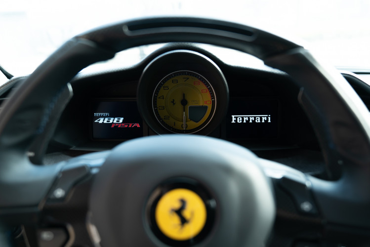 2020 Ferrari 488 Pista 48