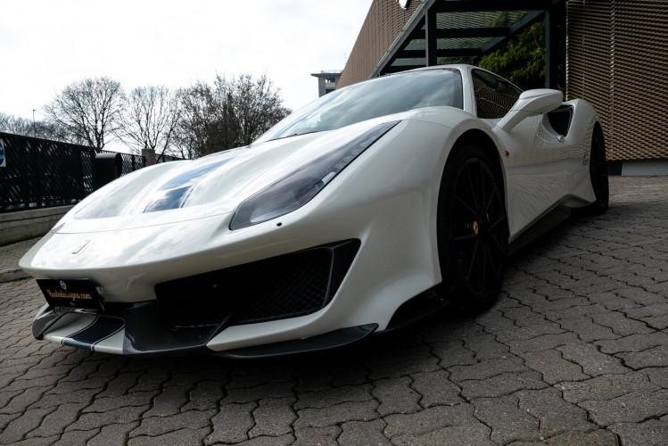 2020 Ferrari 488 Pista 8
