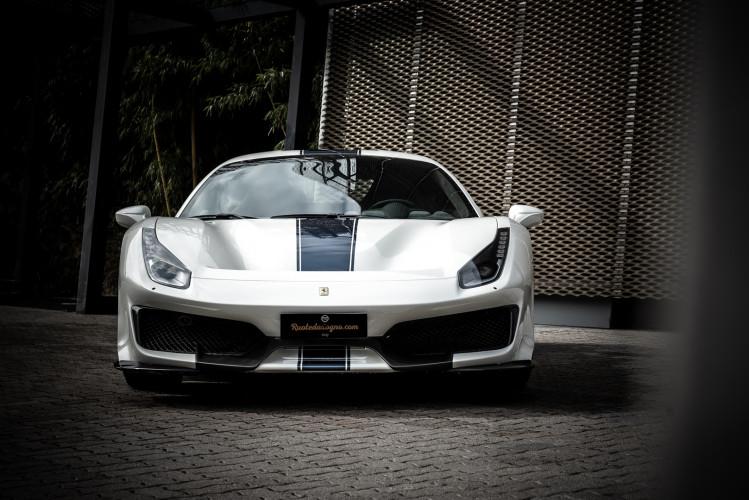 2020 Ferrari 488 Pista 4