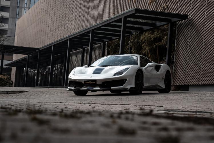 2020 Ferrari 488 Pista 30