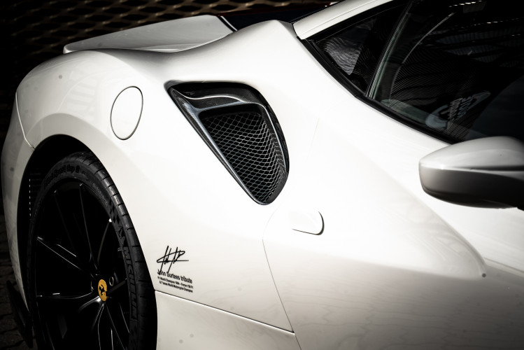 2020 Ferrari 488 Pista 36