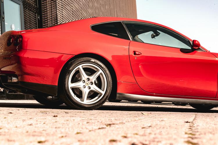 2005 Ferrari 612 Scaglietti F1 5