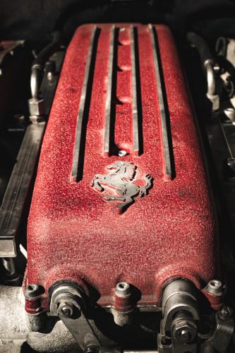 2005 Ferrari 612 Scaglietti F1 40