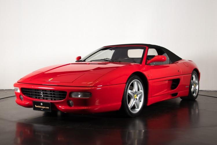1996 Ferrari F355 spider 0