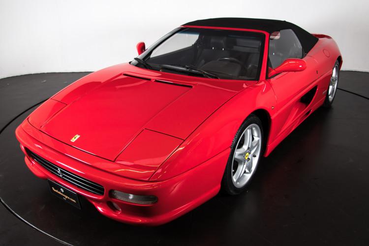 1996 Ferrari F355 spider 1