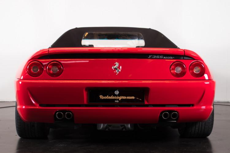 1996 Ferrari F355 spider 4