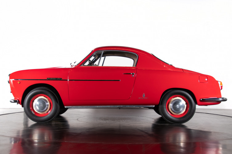 1954 Fiat 1100/103 TV Coupé Pininfarina 5