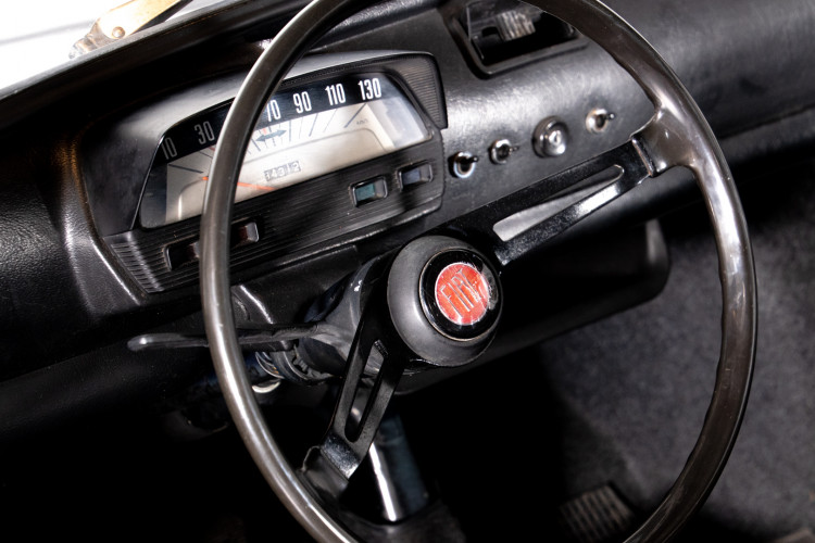 1968 FIAT 500L 15