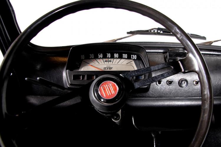 1968 FIAT 500L 18
