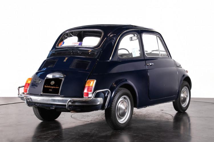 1968 FIAT 500L 1