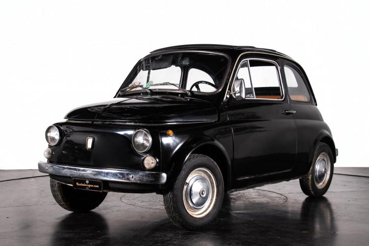 1970 Fiat 500 L  5