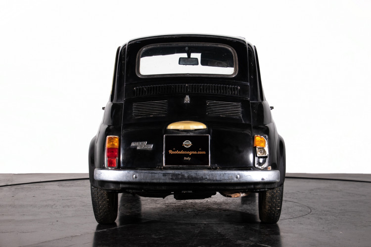 1970 Fiat 500 L  3