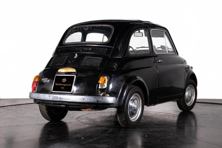 1970 Fiat 500 L  4