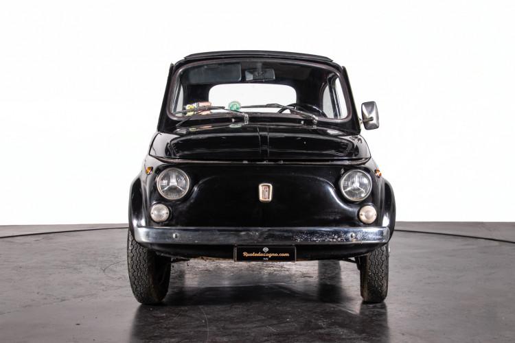 1970 Fiat 500 L  0
