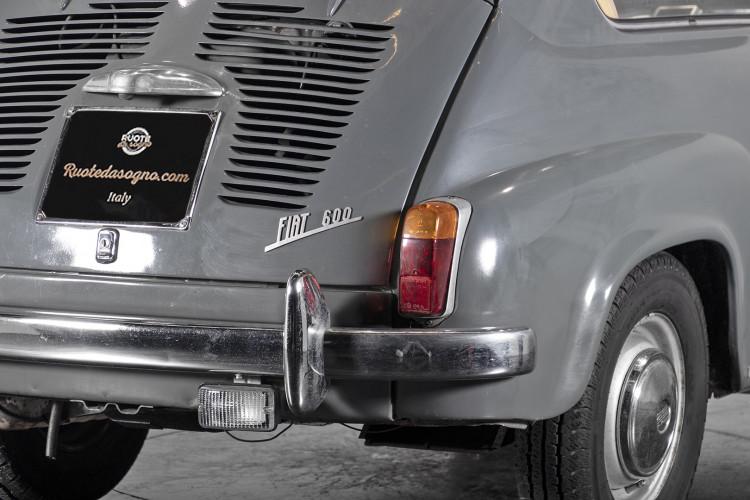 1964 FIAT 600 D 12