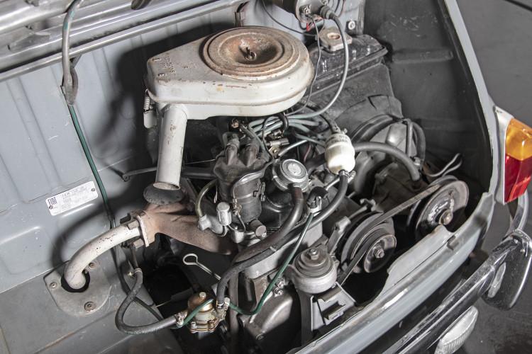 1964 FIAT 600 D 30