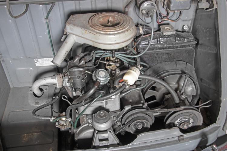 1964 FIAT 600 D 31