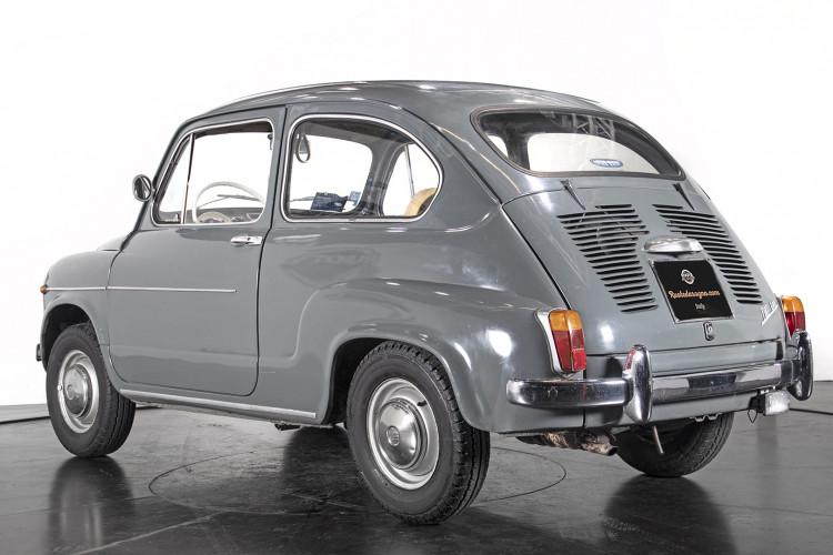 1964 FIAT 600 D 5