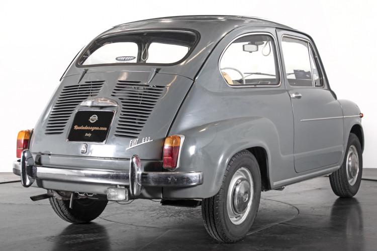 1964 FIAT 600 D 6