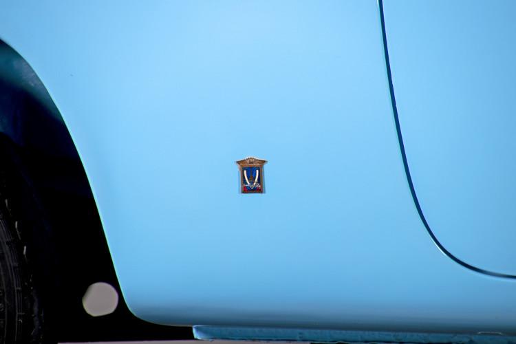 1962 FIAT 750 VIGNALE 9