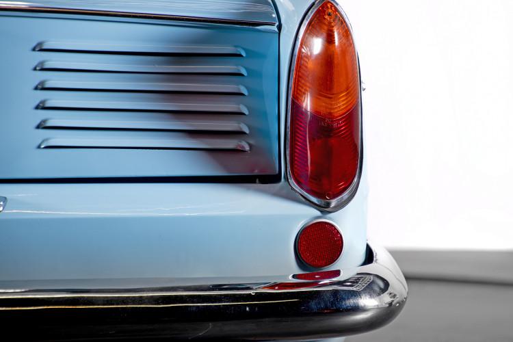 1962 FIAT 750 VIGNALE 13
