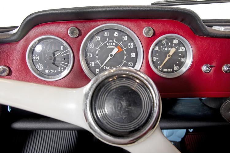 1962 FIAT 750 VIGNALE 23