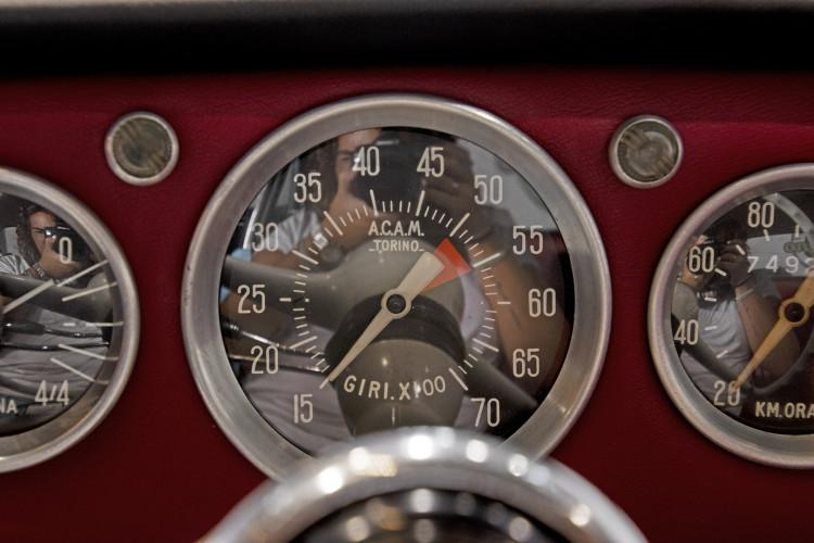 1962 FIAT 750 VIGNALE 34