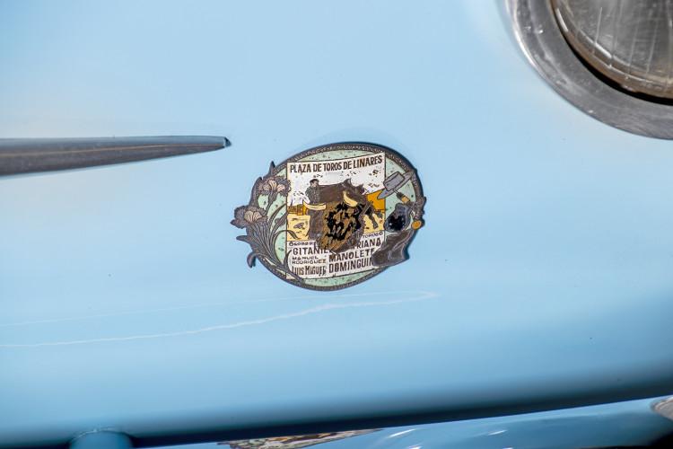 1962 FIAT 750 VIGNALE 37
