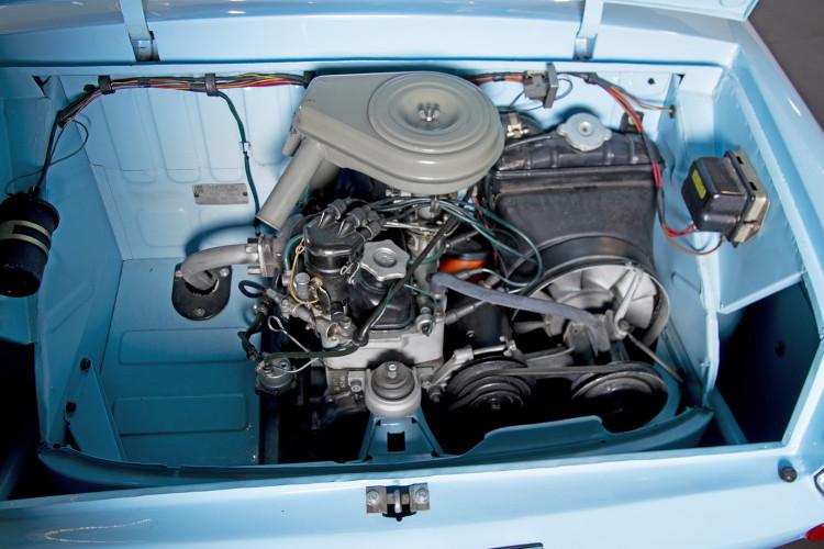1962 FIAT 750 VIGNALE 40