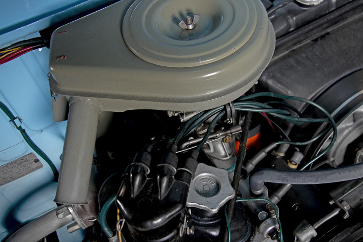 1962 FIAT 750 VIGNALE 43