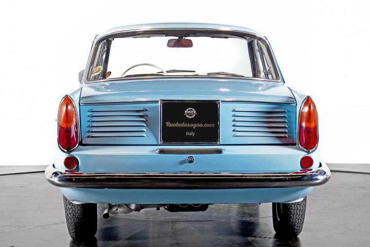 1962 FIAT 750 VIGNALE 3