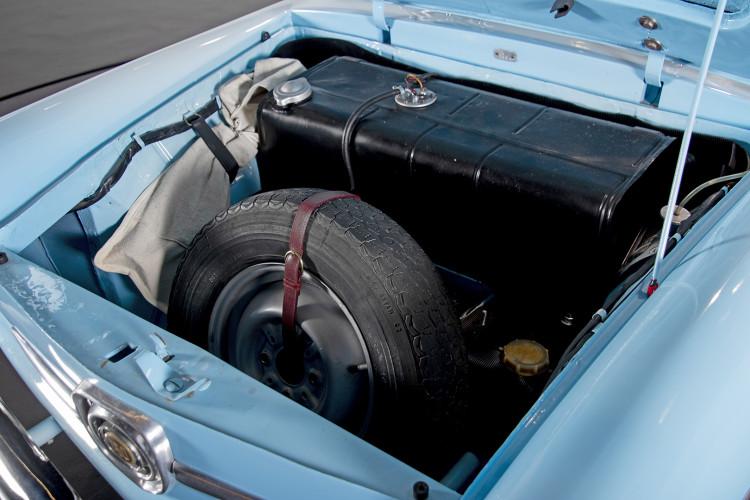 1962 FIAT 750 VIGNALE 47