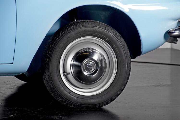1962 FIAT 750 VIGNALE 8