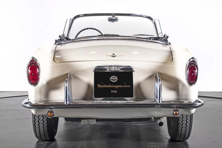 1959 FIAT 1200 TV TRASFORMABILE 50