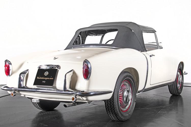 1959 FIAT 1200 TV TRASFORMABILE 1