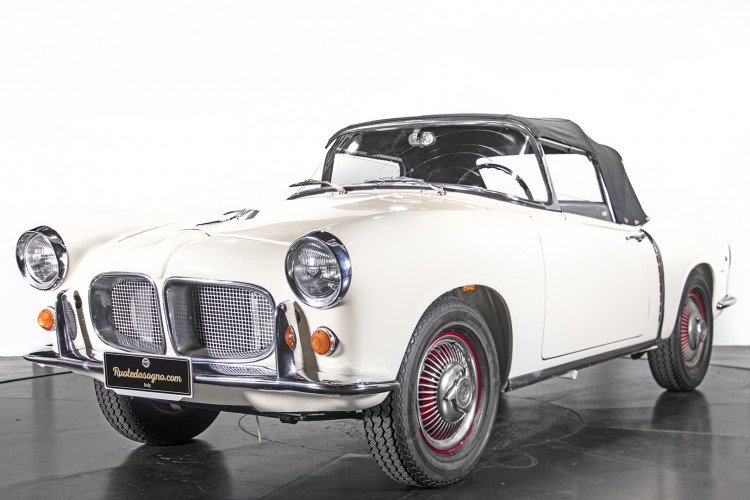 1959 FIAT 1200 TV TRASFORMABILE 0