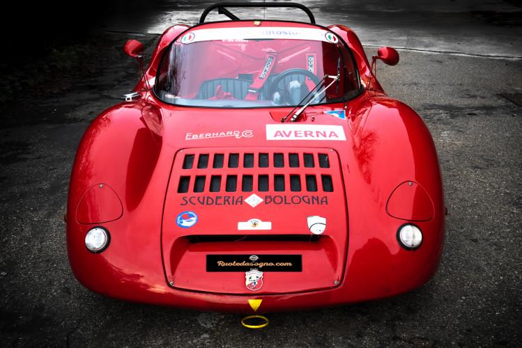 1968 Fiat Abarth 1000 SP 1
