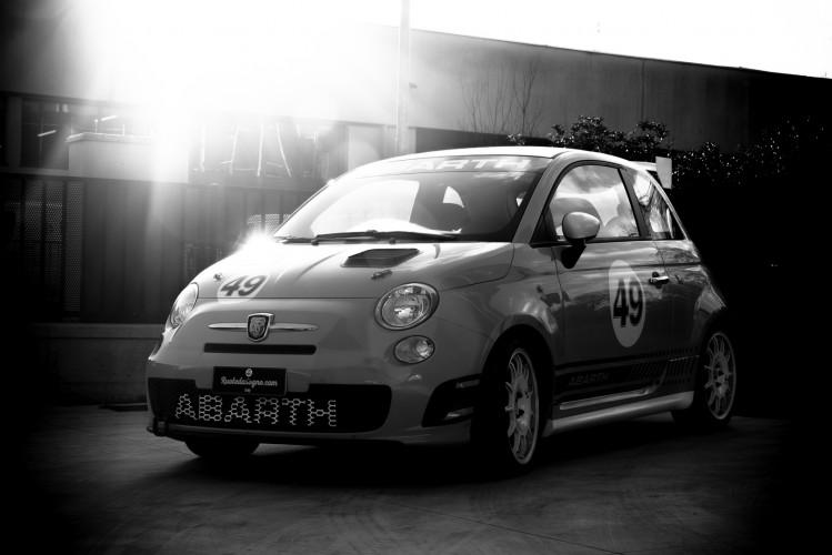 2013 Fiat 500 Abarth Assetto Corse 42/49 Road Legal 1
