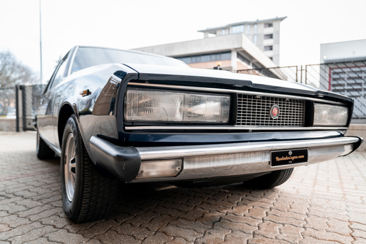 1973 FIAT 130 Coupè 3200 Automatica 4