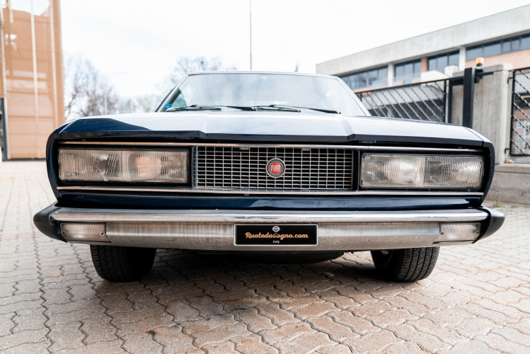 1973 FIAT 130 Coupè 3200 Automatica 5